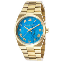 Reloj Michael Kors Es Channing Gold-tone Stainless Steel