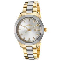 Reloj Invicta Specialty 18k Gold-plated Stainless Steel And