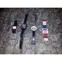 Relojes De Pulsera. Colección.