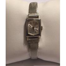 Reloj Longines Mujer Oro Blanco