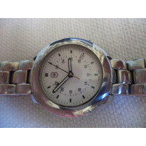 Reloj Victorinox Gmt Acero Hombre