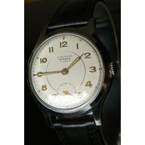 Reloj Aleman Junghans Automatico 17 Rubi Año 60 Mecanico 35m
