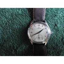 Reloj Omega Mecanico, Caja De Acero