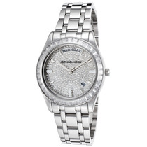 Reloj Michael Kors Es Kiley Stainless Steel White Pave