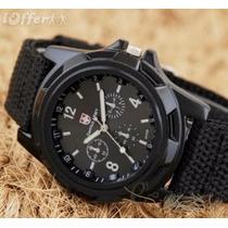 Reloj Hombre Pulsera Deportivo Estilo Militar