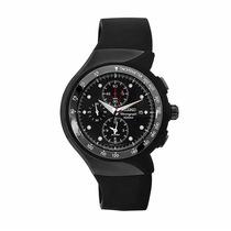 Reloj Seiko Cronometro 100 Metros Negro