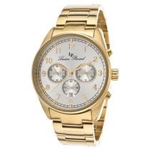 Reloj Lucien Piccard Moderna Chronograph Gold-tone Steel