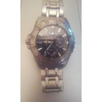 Reloj Festina Multifunción Hombre Impecable Mitad De Precio