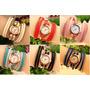 Reloj Mujer Análogo...hermoso Diseño!!!!