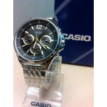 Relojes Casio Nueva Linea Mtp E 303d Nuevos En Importadora