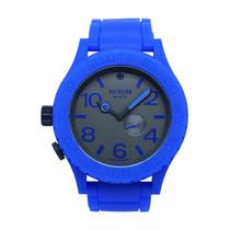Reloj Nixon 51-30 Series Blue Dial Blue Polyurethane -