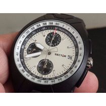 Reloj Marca Sector Chronograph 185 Black Hombre C9