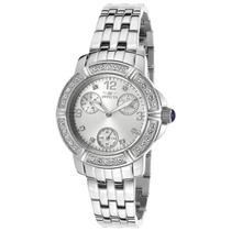 Reloj Invicta Es Angel Crystal Stainless Steel Silver-tone