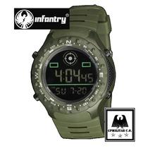 Infantry Reloj Militar Deportivo Clásico Oferta !!