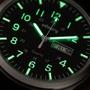 Reloj Infantry Luminoso Y Fecha
