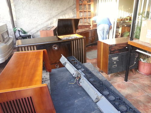 Reparación De Radio A Tubos- Especialistas Revision Gratuita