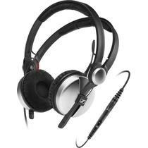Audífonos Sennheiser Amperior Plata (hd25 De Metal) - Nuevos