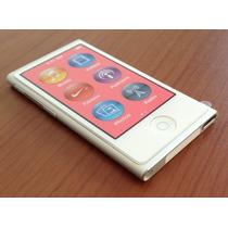 Ipod Nano 7g (séptima Generación)16gb Color Plata 100% Nuevo