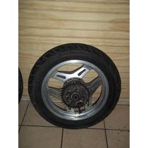 Rueda Trasera Honda Cm 250 120-90-16