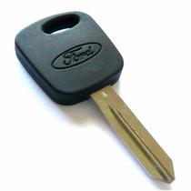 Llave Con Chip Transponder - Ford Explorer