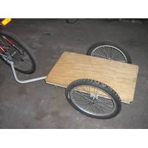 Carro Remolque Para Bicicleta