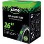 Camara Slime Aro 26 Con Liquido Antipinchazo Válvula Presta