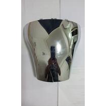 Tapa Carcaza Cromada Velocimetro Hyosung Aquila Gv650 Usado
