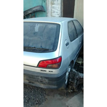 1 Desarme Peugeot 306