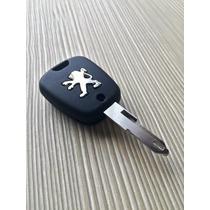 Llave Y Carcasa Para Peugeot 106/206/207/306/307/406