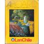 Revista Aboard, Aerolineas Lan Chile, 1994, Lanchile.