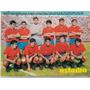 Union Española 1969, Manuel Rodriguez U. De Chile, Estadio