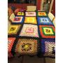 Hermosas Piezeras De Crochet, 100% Lana