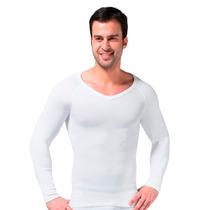 Camiseta Faja Termica Reductora Hombre Adelgaza Slim`n Lift