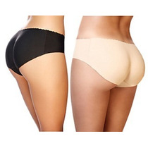 2 Calzon Aumenta Gluteos Relleno Natural Invisible