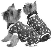 Pijama Enterito Para Perrita Tipo Poodle Toy Yorkie Maltes