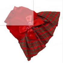 Vestido Escocescorazon Para Perrita Chic