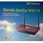 Catálogo Instalación Router Wifi-n De Movistar