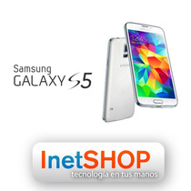 Samsung Galaxy S5 Libres De Fabrica, Boleta Y Garantia