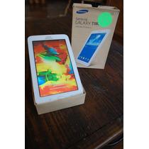Samsung Galaxy Tab3 3g Blanca