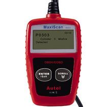 Scanner Automotriz Autel Maxiscan Ms309 Multimarca Obd2