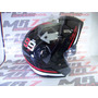 Casco Abatible Open Face Abierto Con Lentes Monster, Lorenzo
