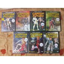 Serie Capitan Futuro. Dvd 1 Al 7