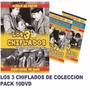 Dvd - Los Tres Chiflados De Coleccion
