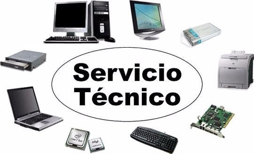 Servicio Tecnico Computadores, Notebooks Y Redes