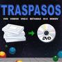 Traspaso De Cintas De Video A Dvd (vhs, Hi8, Minidv Y Otros)