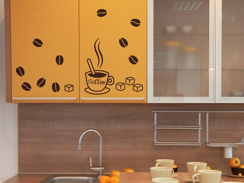 Decoraci n e ideas para mi hogar adhesivos decorativos - Vinilos decorativos para banos y cocinas ...