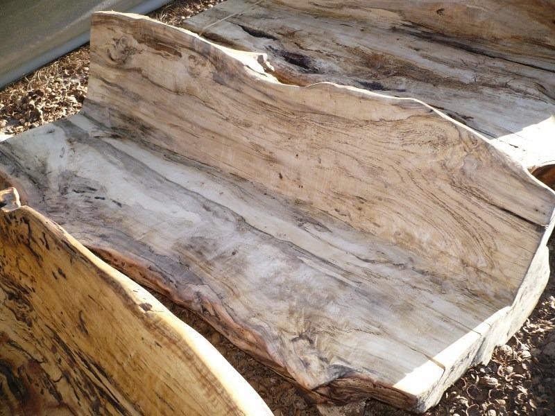 Sillones rusticos de troncos colecciones - Muebles con troncos ...