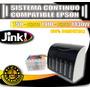 Sistema Continuo Compatible Epson 1430w - T50 - 1410 - T50