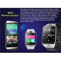 Gv18 Bluetooth Smart Watch Teléfono