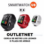 Smart Watch U8 Reloj Inteligente Bluetooth Ios / Android